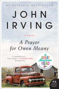 A Prayer for Owen Meany Book Cover