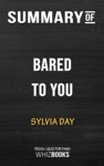 Summary Of Bared To You A Novel By Sylvia Day  TriviaQuiz For Fans