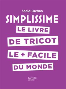 Simplissime - Tricot La couverture du livre martien