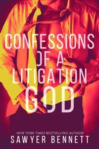Confessions of a Litigation God: Matt's Story Book Cover