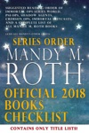 Mandy M Roth Official 2018 Books Checklist