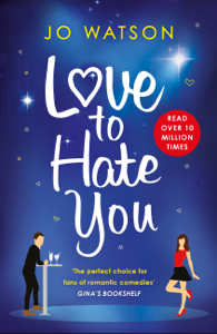 Love to Hate You Cover Book