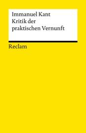 Download and Read Online Kritik der praktischen Vernunft