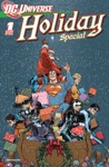 DCU Holiday Special 2008- 1