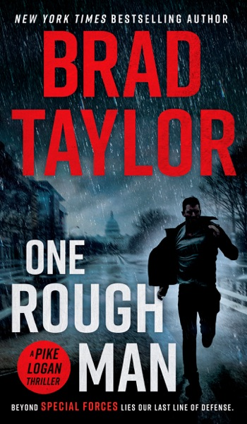 One Rough Man - Brad Taylor book cover