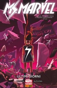 Ms. Marvel (2014) 4 Book Cover