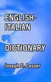 English / Italian Dictionary