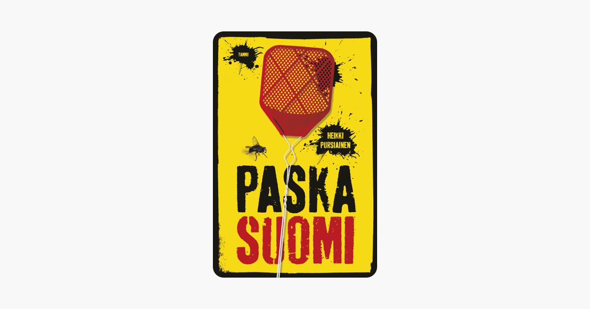Suomi On Paska Maa