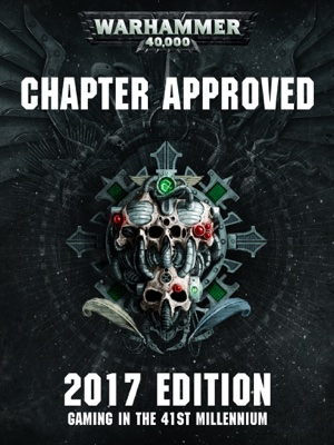 Games Workshop - Chapter Approved: 2017 Enhanced Edition book