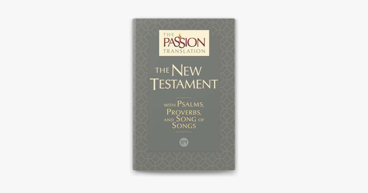 The Passion Translation New Testament (2nd Edition) - Brian Simmons