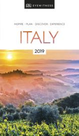 DK Eyewitness Travel Guide Italy book