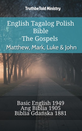 English Tagalog Greek Bible - The Gospels - Matthew, Mark