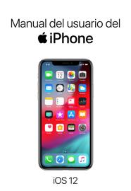 Manual del usuario del iPhone para iOS 12 book