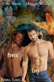 Download and Read Online Power Of Love Eternal Flames 8