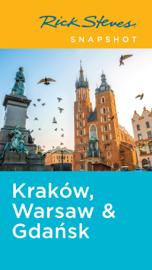 Rick Steves Snapshot Kraków, Warsaw & Gdansk book