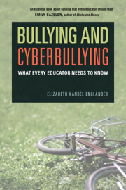 Bullying and Cyberbullying book