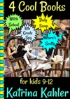 4 Cool Books Witch School Body Swap 6th Grade Spy Wheres Scotty For Kids 9-12