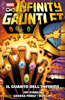 Jim Starlin, George Pérez & Ron Lim - Infinity Gauntlet (1991) artwork