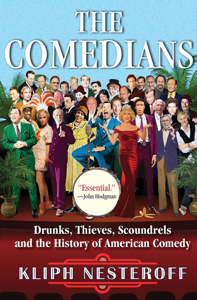 The Comedians Book Cover