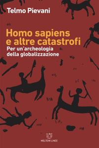 Homo sapiens e altre catastrofi Copertina del libro