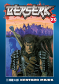 Berserk Volume 23 Book Cover