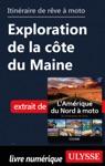 Itinraire De Rve  Moto - Exploration De La Cte Du Maine