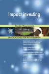 Impact Investing Standard Requirements