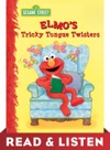 Elmos Tricky Tongue Twisters Sesame Street Read  Listen Edition