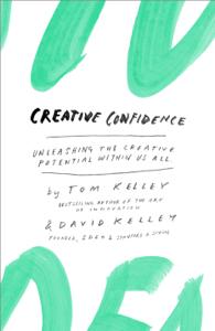 Creative Confidence Cover Book