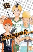 Haikyu !! - Les As du volley T15 Book Cover