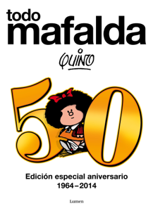 Todo Mafalda Copertina del libro