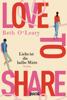 Beth O'Leary - Love to share – Liebe ist die halbe Miete Grafik
