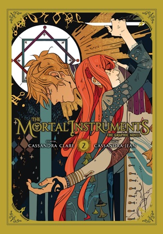 The Mortal Instruments: The Graphic Novel, Vol. 2 PDF Download