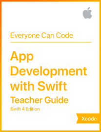 App Development with Swift book