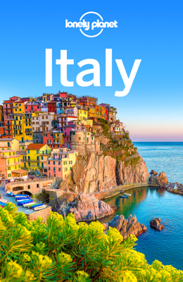 Italy Travel Guide - Lonely Planet book