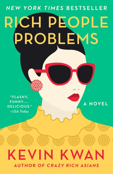 Rich People Problems - Kevin Kwan book cover
