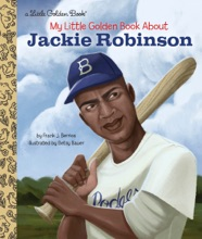 My Little Golden Book About Jackie Robinson