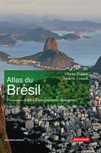 Atlas du Brésil. Promesses et défis d'une puissance émergente La couverture du livre martien