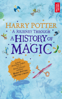 British Library - Harry Potter - A Journey Through A History of Magic artwork
