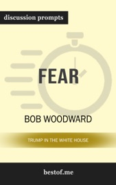 Fear: Trump in the White House by Bob Woodward PDF Download