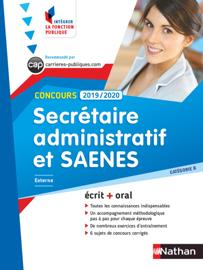 Secrétaire administratif et SAENES 2019-2020