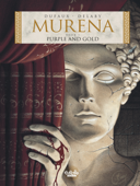 Murena - Volume 1 - Purple and Gold Book Cover
