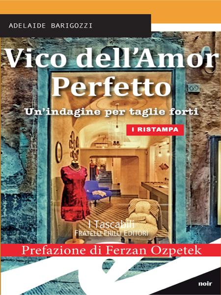 Vico dell'Amor Perfetto by Adelaide Barigozzi