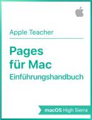 Pages für macOS HighSierra Einführungshandbuch