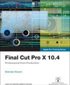 Final Cut Pro X 10.4 - Apple Pro Training Series