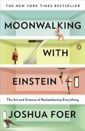 Moonwalking with Einstein book