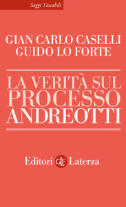 La verità sul processo Andreotti Copertina del libro