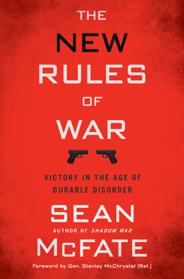 The New Rules of War - Sean McFate book