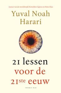 21 lessen voor de 21ste eeuw Boekomslag