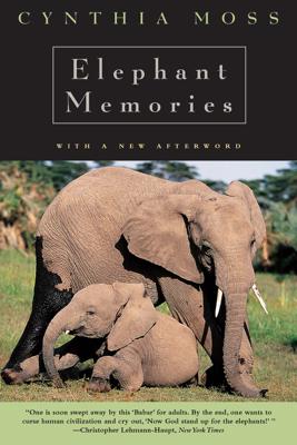 Elephant Memories - Cynthia J. Moss book